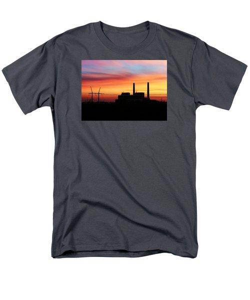 A Gentleman Sunrise Men's T-Shirt  (Regular Fit) by Bill Kesler