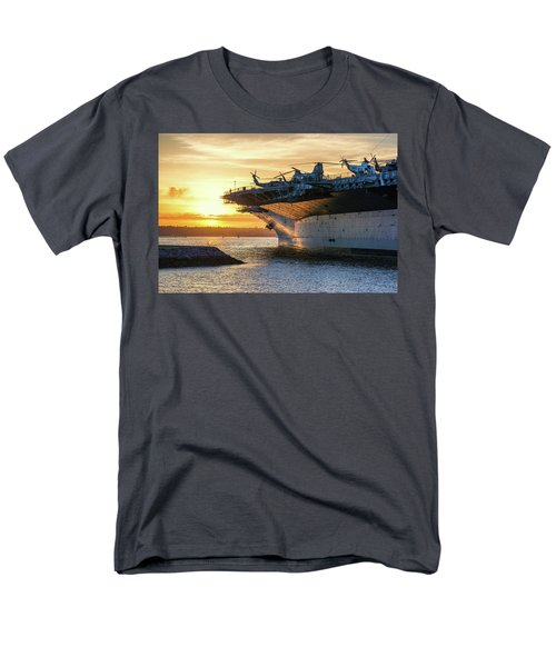 At Rest Men's T-Shirt  (Regular Fit)