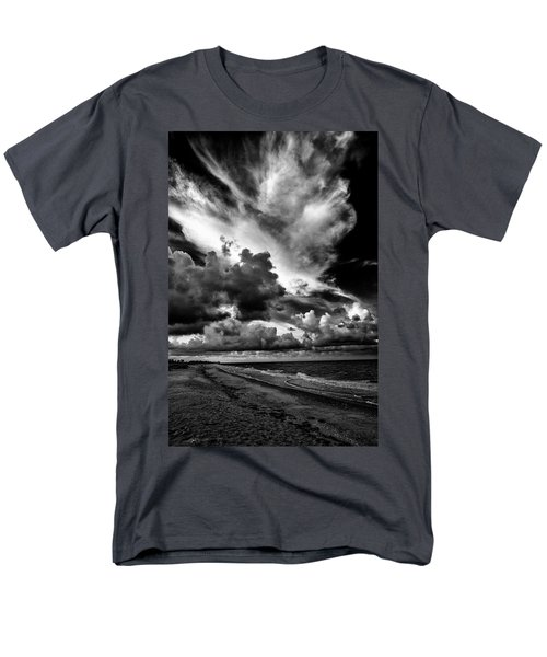 At The Beach Men's T-Shirt  (Regular Fit) by Kevin Cable