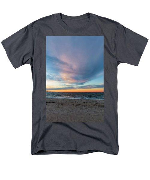 At Twilight Men's T-Shirt  (Regular Fit) by David Cote