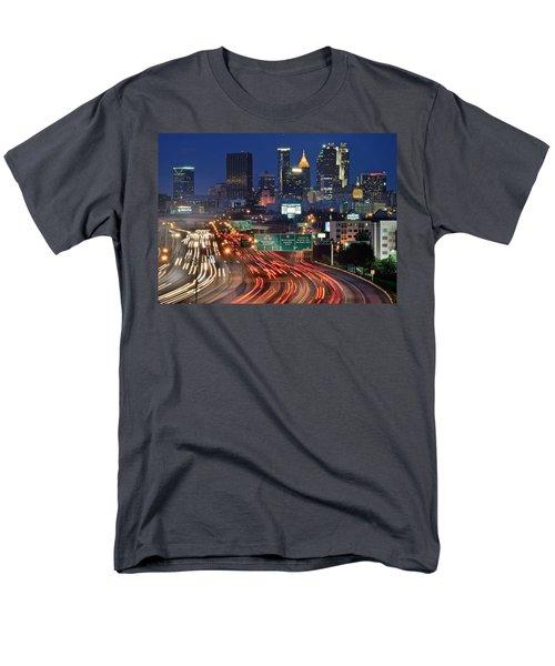 Atlanta Heavy Traffic Men's T-Shirt  (Regular Fit)
