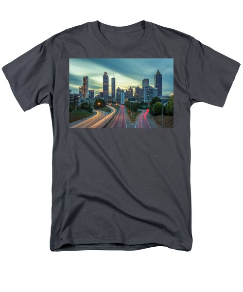 Atlanta Men's T-Shirt  (Regular Fit) by RC Pics