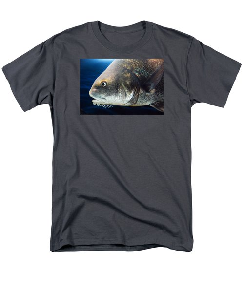 Men's T-Shirt  (Regular Fit) featuring the photograph Atlantic Cod by James Kirkikis