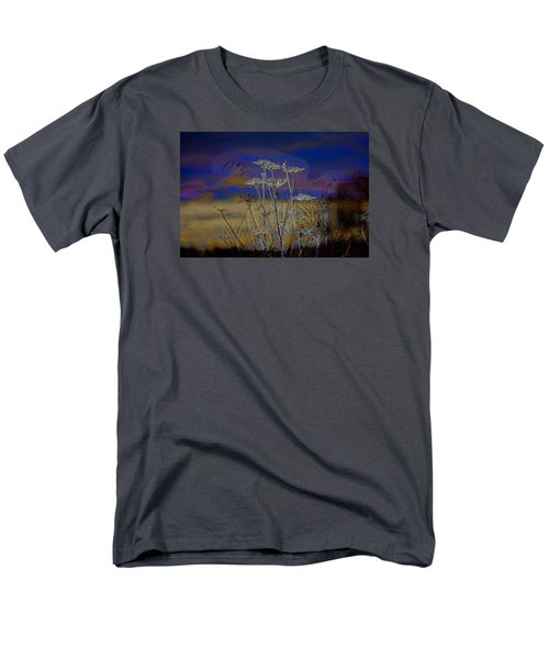 Autumn Abstract  Men's T-Shirt  (Regular Fit) by Leif Sohlman