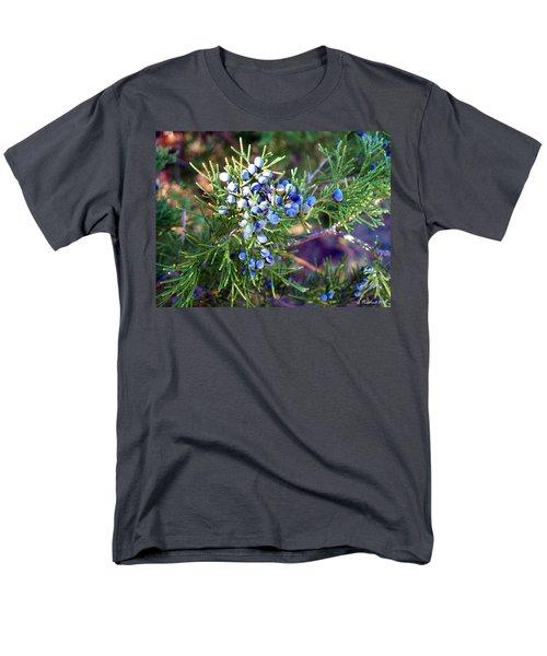 Men's T-Shirt  (Regular Fit) featuring the photograph Autumn Berries by Betty Northcutt