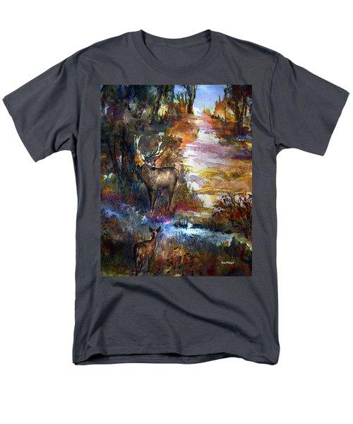 Autumn Encounter Men's T-Shirt  (Regular Fit)