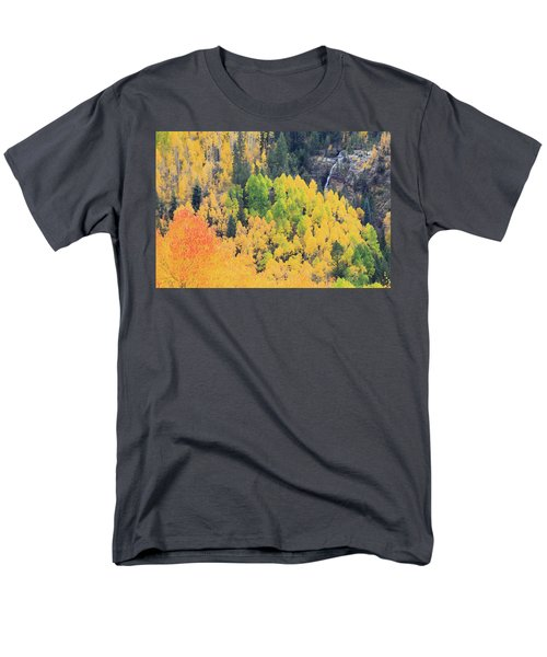 Autumn Glory Men's T-Shirt  (Regular Fit) by David Chandler