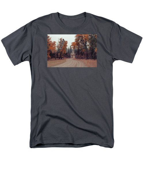 Autumn In Montana Men's T-Shirt  (Regular Fit) by Cathy Anderson