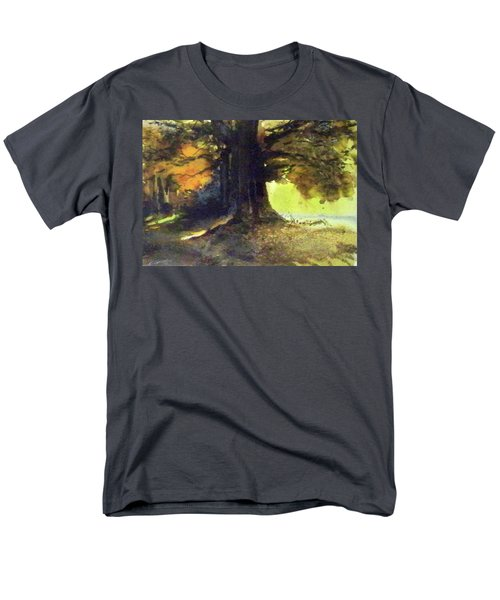 S'il Vou Plait Men's T-Shirt  (Regular Fit) by Ed Heaton