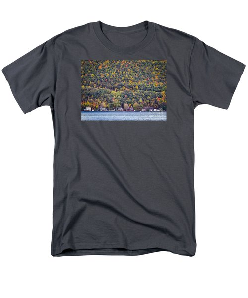 Autumn Waterside Men's T-Shirt  (Regular Fit)