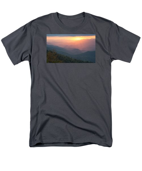 Men's T-Shirt  (Regular Fit) featuring the photograph Autumn's Promise by Doug McPherson