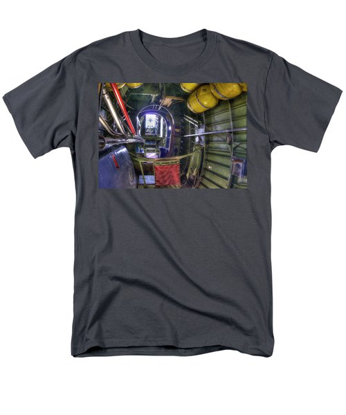 B-24 Men's T-Shirt  (Regular Fit) by Joe  Palermo
