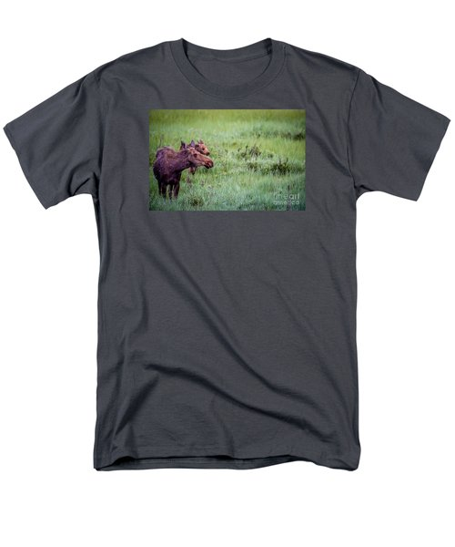 Baby And Me Men's T-Shirt  (Regular Fit) by Sandy Molinaro