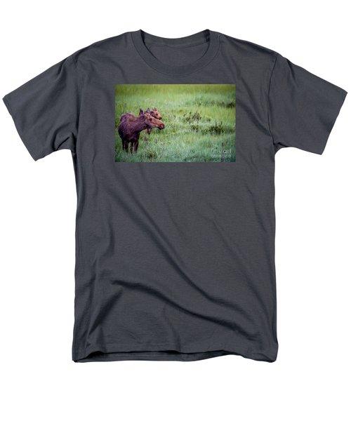 Baby And Me Men's T-Shirt  (Regular Fit)