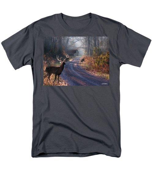 Back Home Men's T-Shirt  (Regular Fit) by Bill Stephens