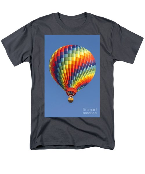 Ballooning In Color Men's T-Shirt  (Regular Fit) by Anthony Sacco