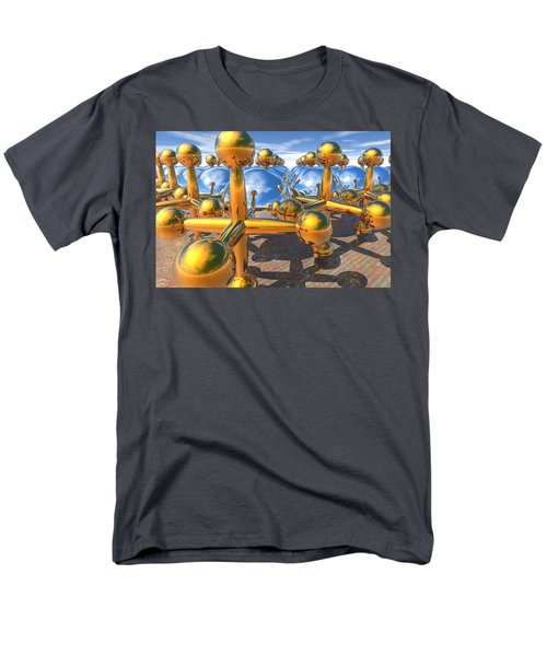 Balls And Jacks II Men's T-Shirt  (Regular Fit) by Lyle Hatch