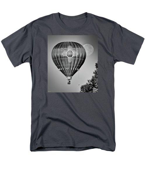 Ballunar Eclipse Men's T-Shirt  (Regular Fit) by Kevin Munro
