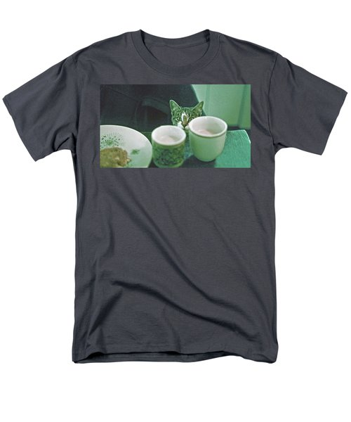 Men's T-Shirt  (Regular Fit) featuring the photograph Bandit by Laurie Stewart