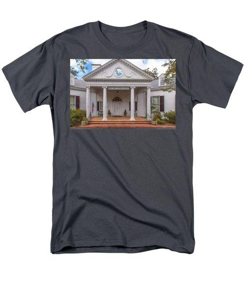 Banksia Mansion - Aiken, Sc Men's T-Shirt  (Regular Fit)