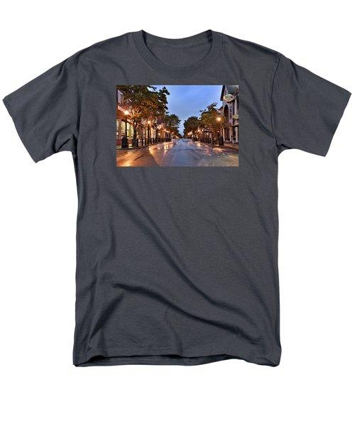 Bar Harbor - Maine Men's T-Shirt  (Regular Fit)