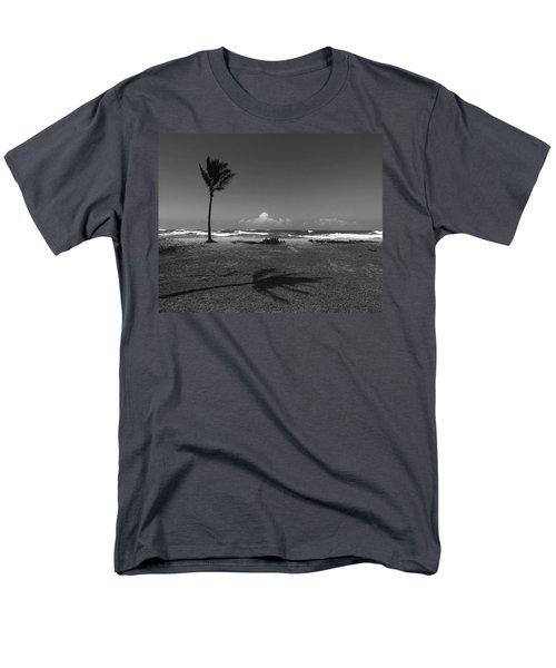 Barbers Pt., Oahu Men's T-Shirt  (Regular Fit) by Art Shimamura