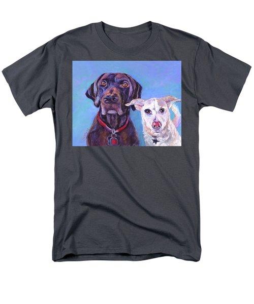 Barney And Casey Men's T-Shirt  (Regular Fit)