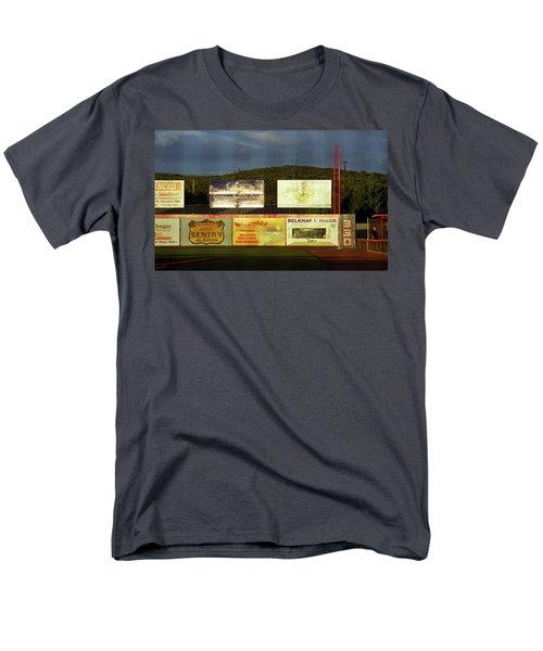 Baseball Sunset 2005 Men's T-Shirt  (Regular Fit) by Frank Romeo