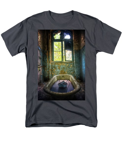 Men's T-Shirt  (Regular Fit) featuring the digital art Bath Toy by Nathan Wright