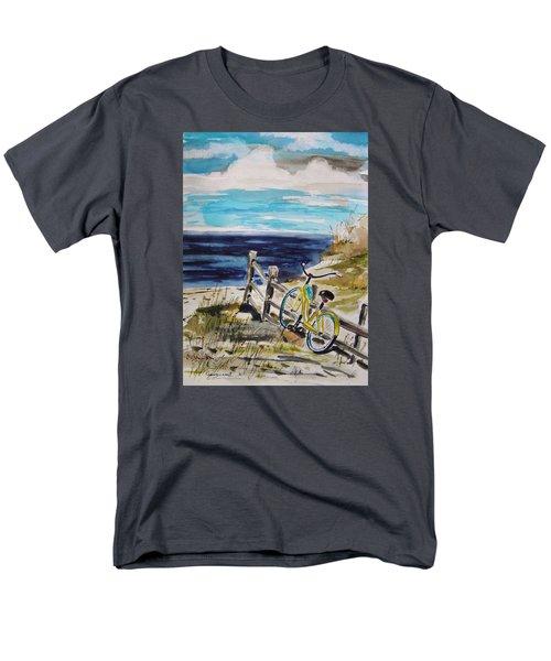 Beach Cruiser Men's T-Shirt  (Regular Fit) by John Williams