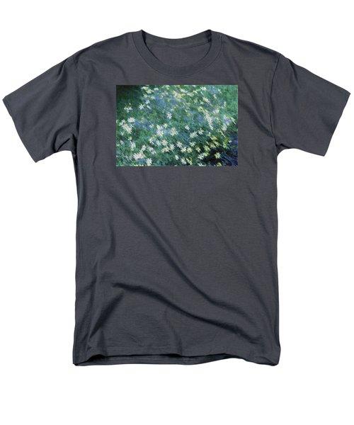 Beautiful Summer Blues Men's T-Shirt  (Regular Fit) by The Art Of Marilyn Ridoutt-Greene