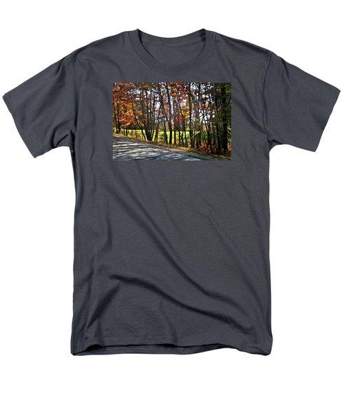 Beauty In The Dappled Light Men's T-Shirt  (Regular Fit) by Joy Nichols