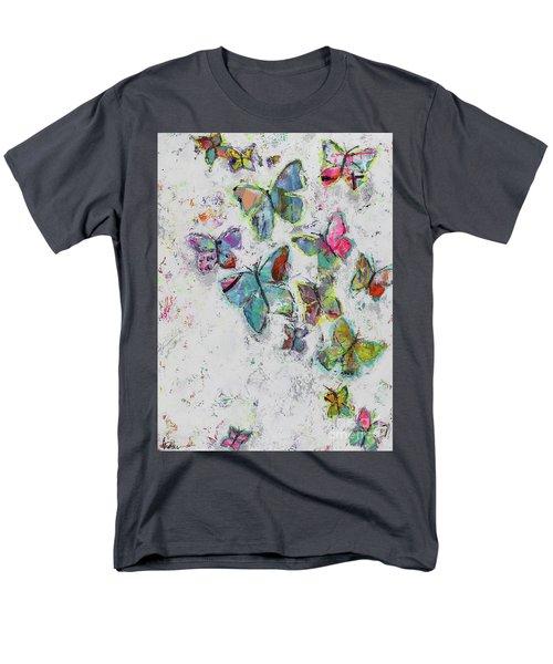 Becoming Free Men's T-Shirt  (Regular Fit) by Kirsten Reed