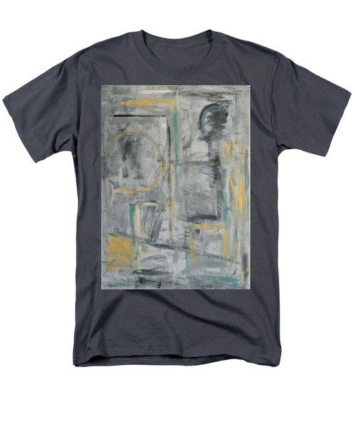 Behind The Door Men's T-Shirt  (Regular Fit) by Trish Toro