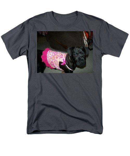 Bella In Swimsuit Men's T-Shirt  (Regular Fit) by Jewel Hengen