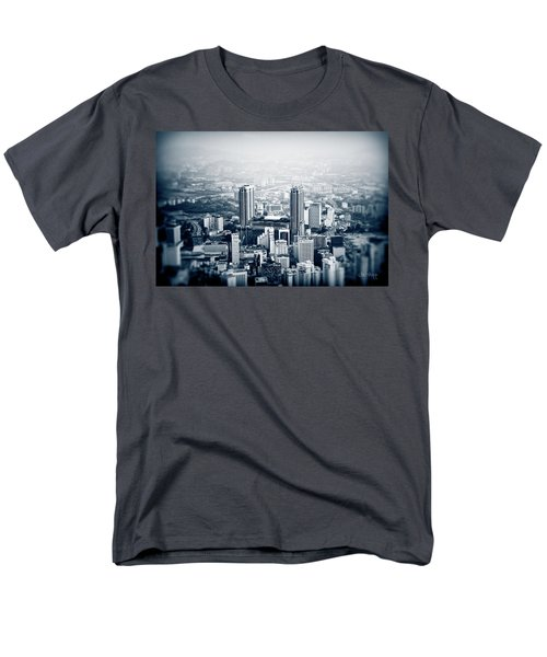Men's T-Shirt  (Regular Fit) featuring the photograph Berjaya by Joseph Westrupp