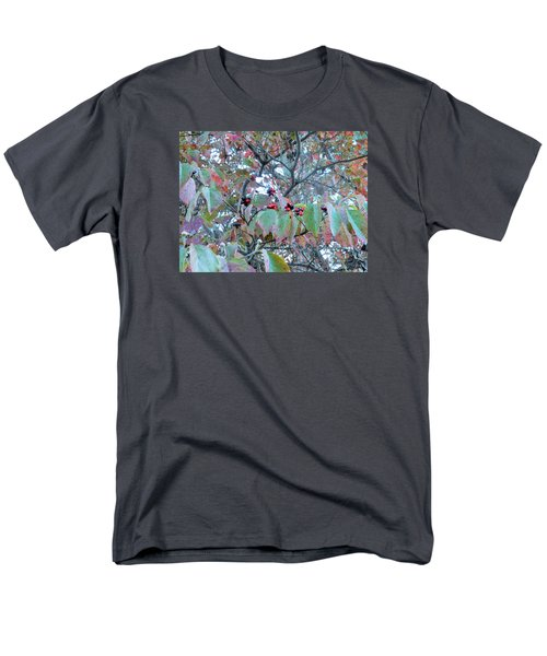 Men's T-Shirt  (Regular Fit) featuring the photograph Berries by Kay Gilley