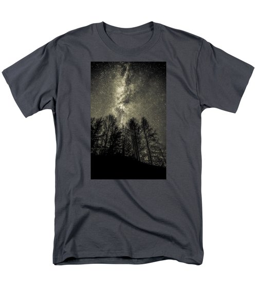 Beyond Eternity Men's T-Shirt  (Regular Fit) by Rose-Maries Pictures