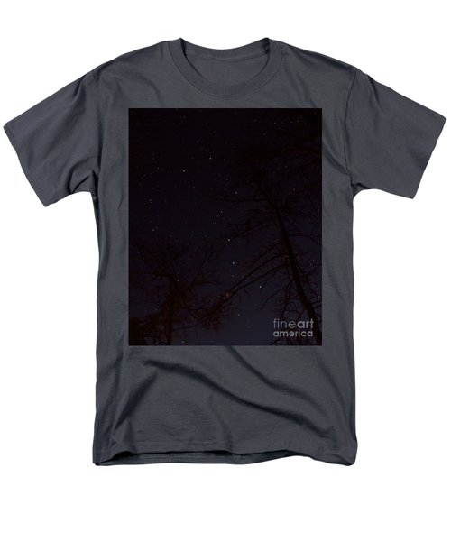 Men's T-Shirt  (Regular Fit) featuring the photograph Big Dipper by Barbara Bowen