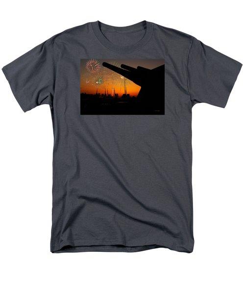 Big Guns Men's T-Shirt  (Regular Fit) by Denis Lemay