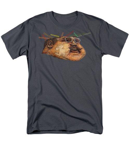 Big Guy Men's T-Shirt  (Regular Fit) by David and Lynn Keller
