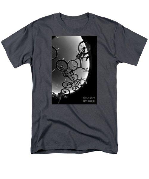 Men's T-Shirt  (Regular Fit) featuring the photograph Bike Dreams by Trey Foerster