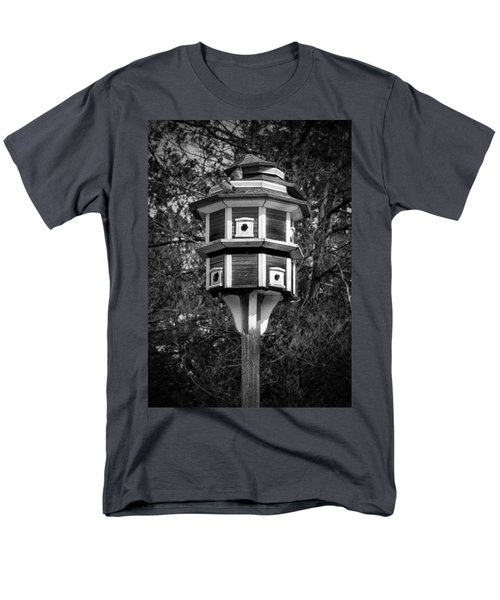Bird House Men's T-Shirt  (Regular Fit) by Jason Moynihan
