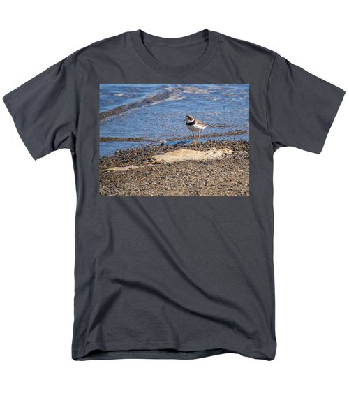 Men's T-Shirt  (Regular Fit) featuring the photograph Birds Of Maine by Trace Kittrell