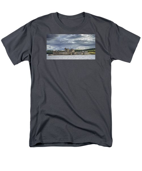 Blackness Castle Men's T-Shirt  (Regular Fit) by Jeremy Lavender Photography