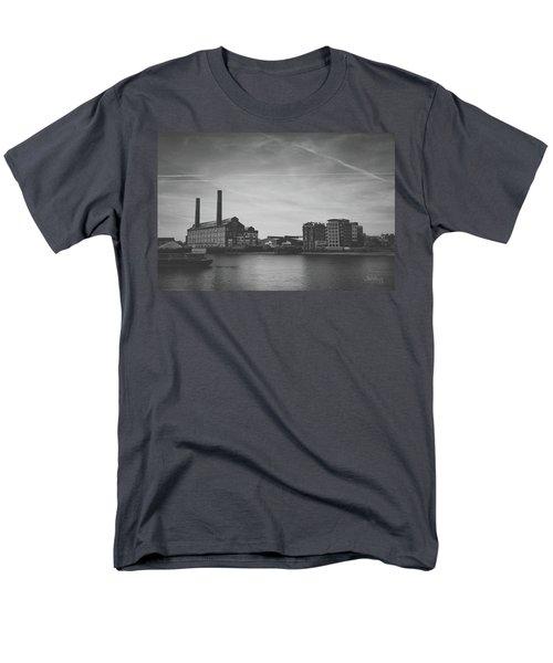 Bleak Industry Men's T-Shirt  (Regular Fit) by Joseph Westrupp