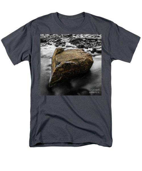 Blonde Rock Men's T-Shirt  (Regular Fit) by Brian Jones