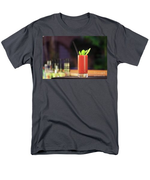 Bloody Mary Forever Men's T-Shirt  (Regular Fit) by Ekaterina Molchanova