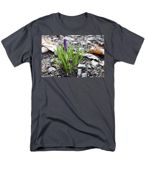 Men's T-Shirt  (Regular Fit) featuring the photograph Bloom Awaits by Jeff Severson