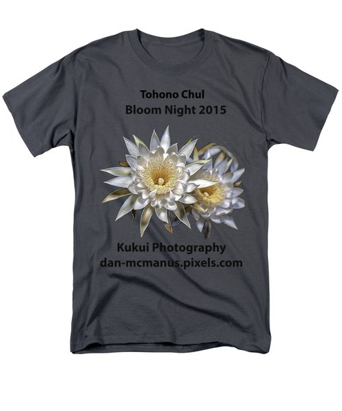 Men's T-Shirt  (Regular Fit) featuring the photograph Bloom Night T Shirt by Dan McManus